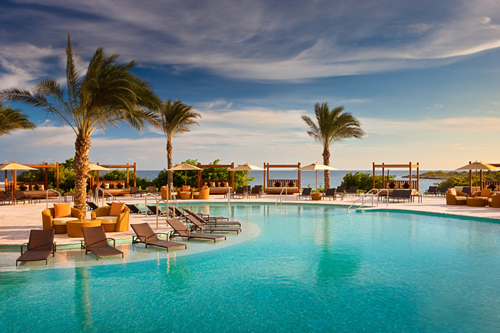 Santa Barbara Beach and Golf Resort, Curacao Credit